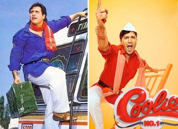 No scope of Govinda's cameo in Varun Dhawan starrer Coolie No. 1