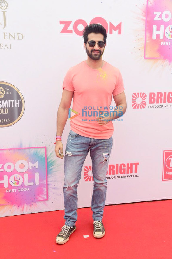 Photos Akshay Oberoi and Nucleya attend the Zoom Holi party 2020 (5)