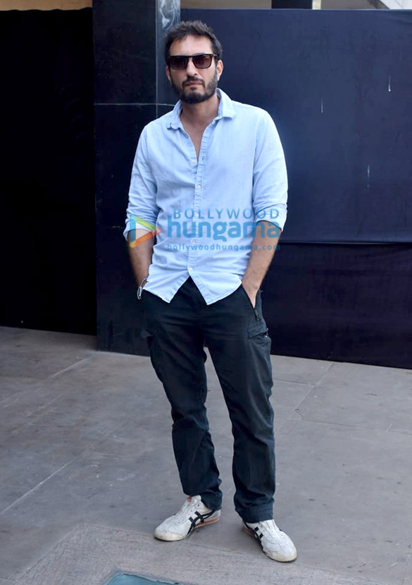 Photos Cast of Angrezi Medium snapped during promotions (1)