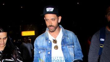 Photos: Hrithik Roshan, Sidharth Malhotra, Karan Johar and others snapped at the airport