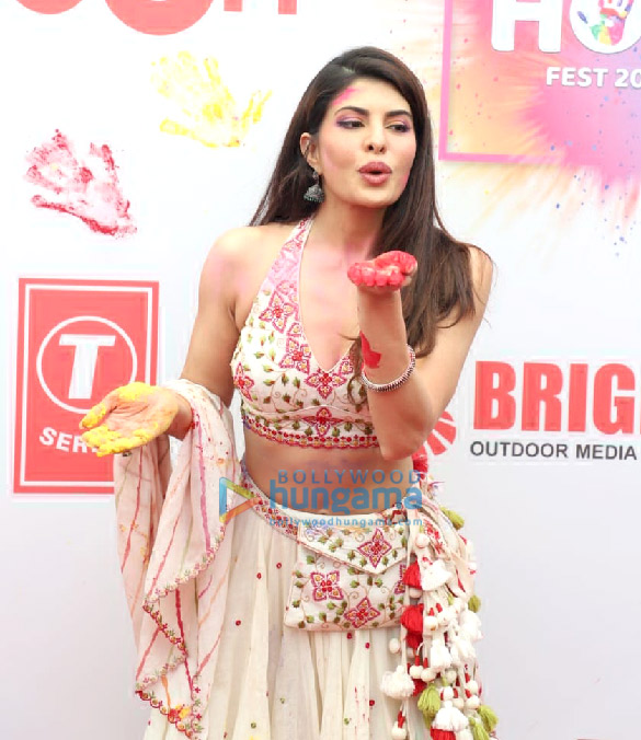 Photos Jacqueline Fernandez, Amyra Dastur, Sonal Chauhan and others attend the Zoom Holi Party 2020 (2)