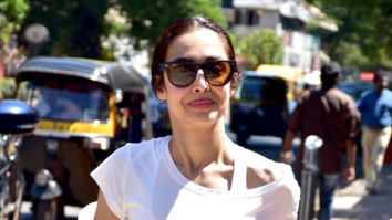 Photos: Malaika Arora spotted at the Diva Yoga Studio