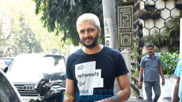 Photos: Riteish Deshmukh, Genelia Dsouza, Malaika Arora and others snapped at the gym