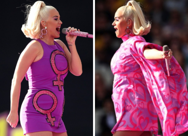 Pregnant Katy Perry entralls with 'Roar' and 'Firework' performance at ICC Women's T20 Cricket World Cup Final 2020
