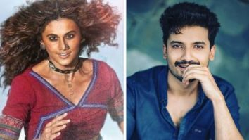 Rashmi Rocket: Priyanshu Painyuli to play Taapsee Pannu's army officer husband