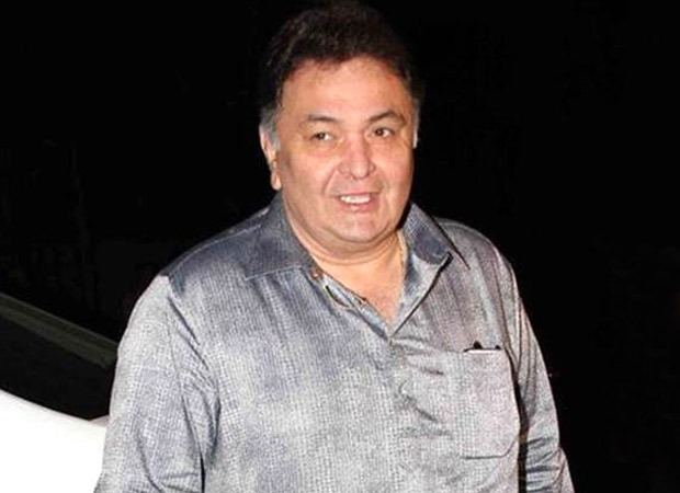 Rishi Kapoor slams a troll who asked if he had stocked up on alcohol amid nationwide lockdown