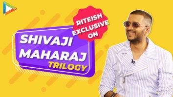 "Riteish Deshmukh ""Trilogy on Chhatrapati Shivaji Maharaj is going to be a BIG…"" Akshay Kumar"