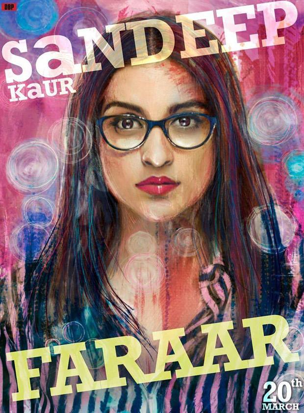 The first looks of Sandeep Aur Pinky Faraar featuring Parineeti Chopra and Arjun Kapoor are peppy and vibrant