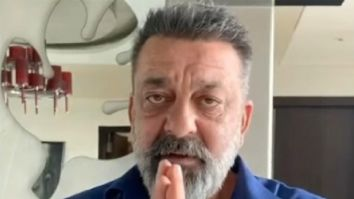Sanjay Dutt urges everyone to stay at home to fight the coronavirus pandemic