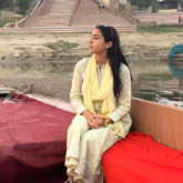 Sara Ali Khan finds calm amidst the chaos on the banks of river Ganges
