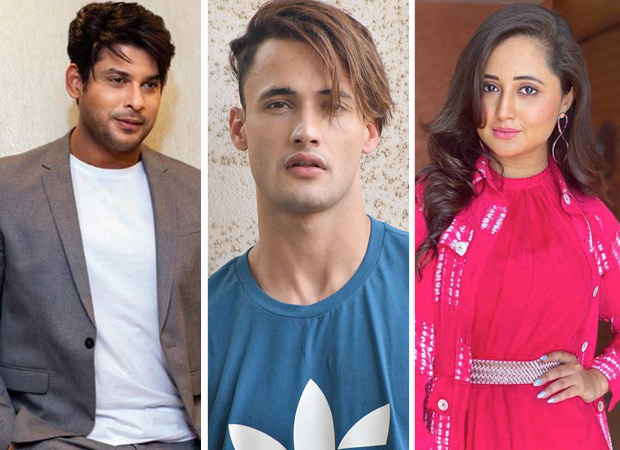 Sidharth Shukla finds his fights with Asim Riaz and Rashami Desai silly now