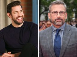 Some Good News John Krasinski and Steve Carell surprise fans as The Office completes 15 years!
