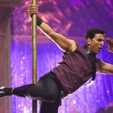 Sooryavanshi star Akshay Kumar says he is learning pole dancing