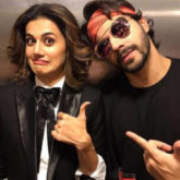 Varun Dhawan says Taapsee Pannu's 'Thappad' is the reason for his unhappiness