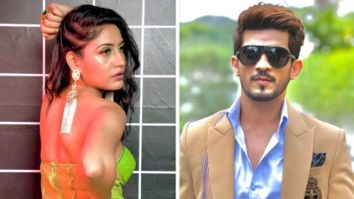 VIDEO Surbhi Chandna holds Arjun Bijlani responsible for Chole Puri cravings!