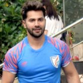 Watch: Varun Dhawan complains about a paparazzi to the police