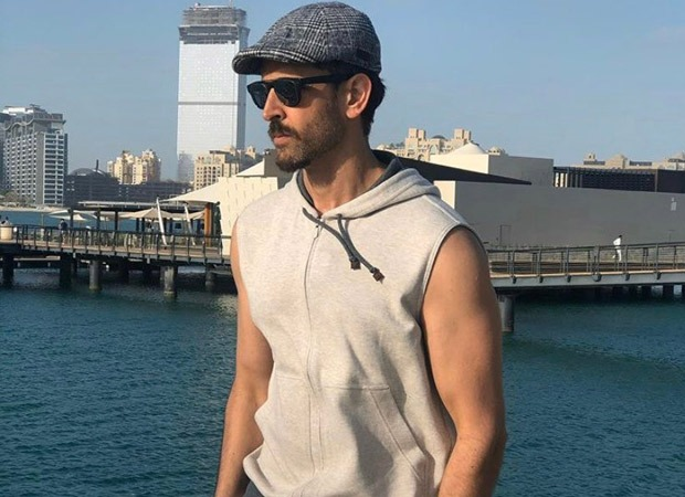 Hrithik Roshan says he has the best view as he spends time with his kids at home