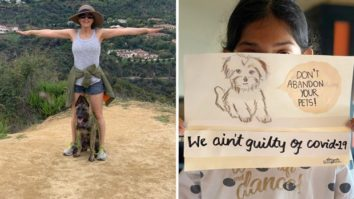 Preity Zinta, Farah Khan's daughter ask people not to abandon their pets amid coronavirus outbreak