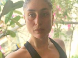 Kareena Kapoor Khan makes the workout pout a thing with her latest selfie