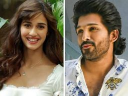 Disha Patani takes to Instagram to praise Allu Arjun's dance skills; the actor responds
