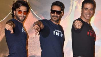 Sooryavanshi trailer launch: Akshay Kumar and Ranveer Singh respond to why there are fewer multi-starrers