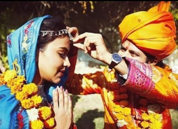 Actress Amala Paul gets hitched? Pics go viral