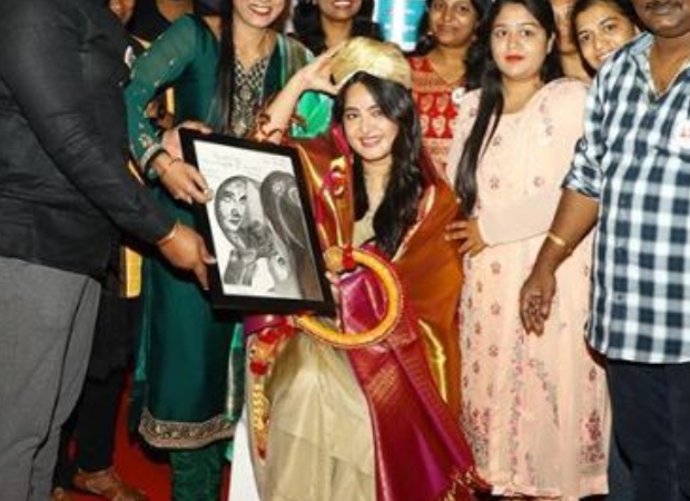 Anushka Shetty celebrates 15 years in the industry; thanks everyone for supporting her