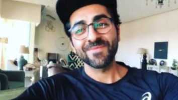 During self-isolation Ayushmann Khurrana discovers a writer, reads out her poem on 'age old definition of masculinity'