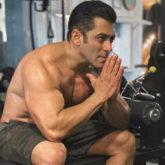 Amid Coronavirus threat, Salman Khan suggests we go for 'Namaste' instead of shaking hands