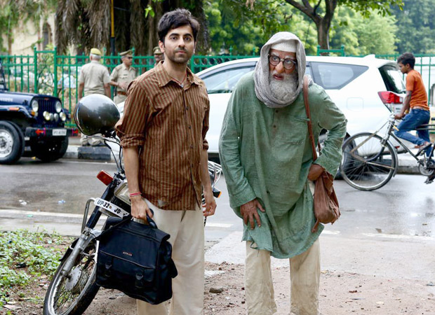 Gulabo Sitabo: Amitabh Bachchan invents a short name for the film, Ayushmann Khurrana approves