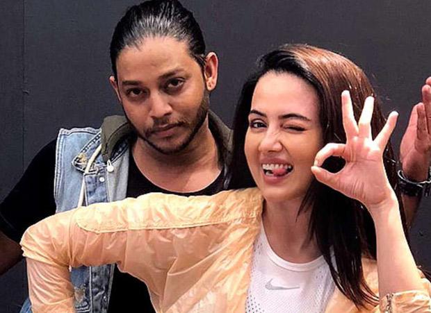 Sana Khan claims ex-boyfriend Melvin Louis HIT her; molested many women