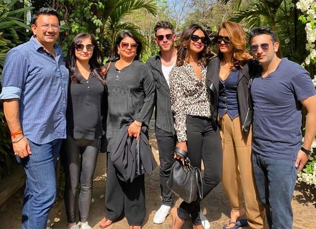 Priyanka Chopra and Nick Jonas had a 'lit and chill' weekend in Pune before they returned to the US