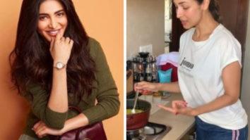From Shruti Haasan to Maliaka, here are recipes shared by celebs