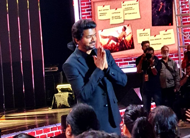 Master Audio Launch: Thalapathy Vijay mentions the raid in his speech; heaps praise of the cast