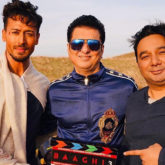 Ahmed Khan credits Tiger Shroff as the only actor from the younger generation who can lead a franchise