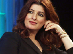When Twinkle Khanna's kids played Tic-Tac-Toe on her foot cast!