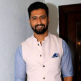 """Heads Up,"" says Vicky Kaushal as he shares a 3D model of his face"