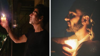 Akshay Kumar, Ranveer Singh, Deepika Padukone, Rajinikanth, Alia Bhatt among others light diyas and candles for 9 minutes at 9 pm