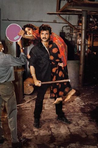 Anil Kapoor shares a throwback photo with Sridevi, thanks photographer Steve McCurry for it