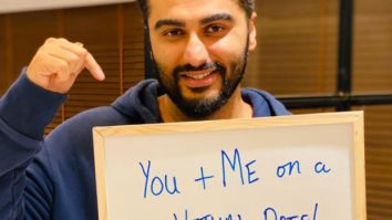 Arjun Kapoor to go on a virtual date to raise funds for daily wage earners!