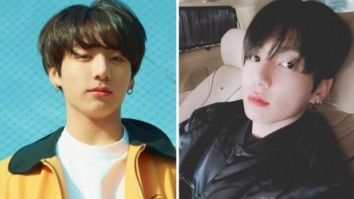 BTS member Jungkook drops a selfie on the day his song 'Euphoria' completes two years