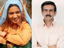 Bhumi Pednekar sends in her entry for Kartik Aaryan's Baghban Remake!