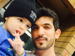 CUTE! Arjun Bijlani shares an adorable throwback picture with his son Ayaan