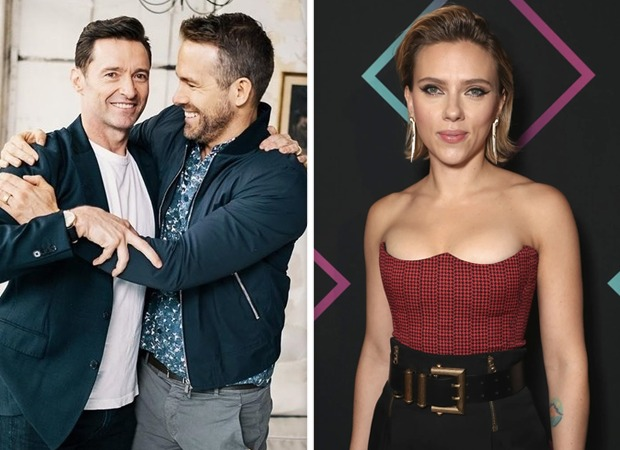 Hugh Jackman reveals his famous feud with Ryan Reynolds began because of Scarlett Johansson