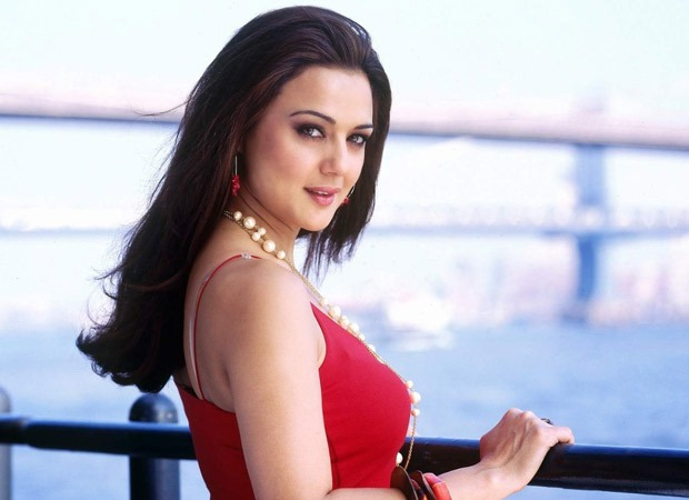 """It's been tough but we are staying positive and productive"", says Preity Zinta on being locked down in LA"