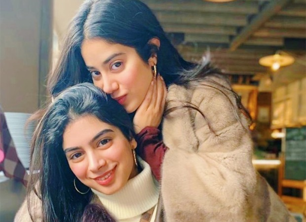 Janhvi Kapoor pulls her sister Khushi's legs with THIS throwback picture