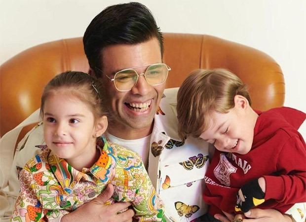 Karan Johar's daughter describes his blazers as 'girl's clothes'