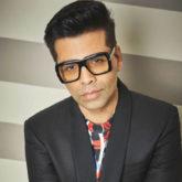 Karan Johar apologises profusely for showing insensitivity through his social media posts amid lockdown
