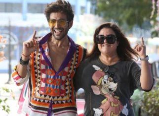 Kartik Aaryan asks Farah Khan about her viral plea urging celebrities to stop posting workout videos
