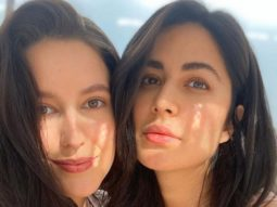 Katrina Kaif and Isabelle Kaif's sun-kissed selfie is all about sibling love!